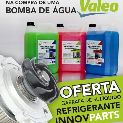 CAMPANHA VALEO - BOMBA DE ÁGUA