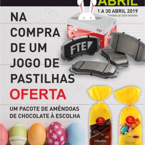 CAMPANHA PÁSCOA - FTE