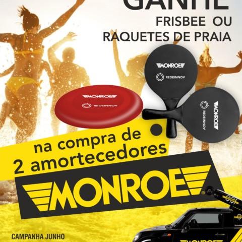 CAMPANHA DE VERÃO - MONROE