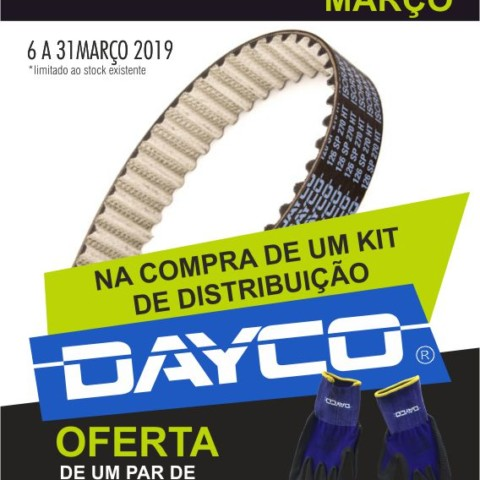CAMPANHA DAYCO - MARÇO 2019